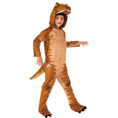 Kids Jurassic World T-Rex Oversized Jumpsuit - T Rex Kostüm Jurassic World