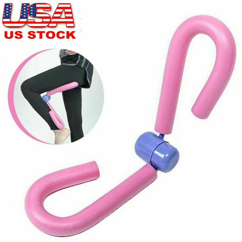 Yoga Workout Leg Exercise Sport Thigh Master Toner Workout Equipment Arm USA