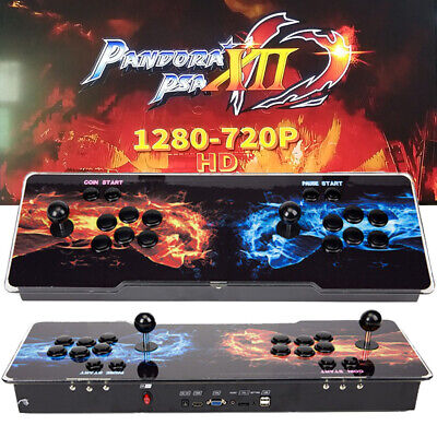 NEWEST Pandora's Box 12S 3188 IN 1 Video Games 3D Home Arcade Console HDMI USA