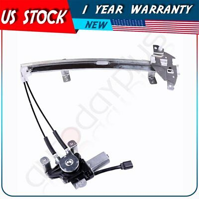 New Power Window Regulator fits Buick Century Regal Front Driver Side With -