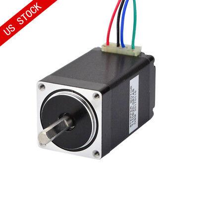 Nema 11 Stepper Motor 1.8deg 12ncm17oz.in 0.67a 28x51mm 4 Wires Diy 3d Printer