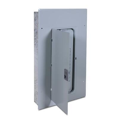 Ge Indoor Main Lug Circuit Breaker Panel 200 Amp 20-space 40-circuit Plug-in