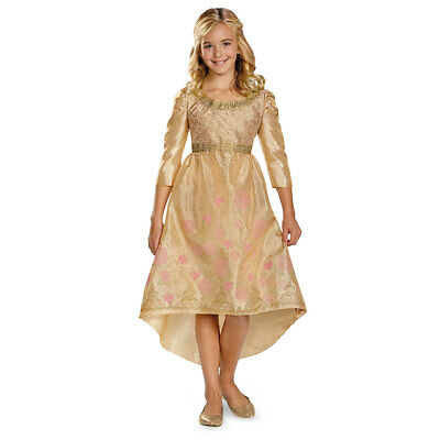 Girls Aurora Coronation Gown Classic Halloween Costume - Classic Halloween Costumes For Girls