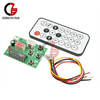 Dc Adjustable Speed Stepper Motor Click Driver Controller With Remote Control
