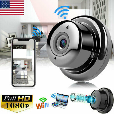 1080P Wireless Hidden Spy Camera HD Mini Micro DVR WIFI Security Cam Recording