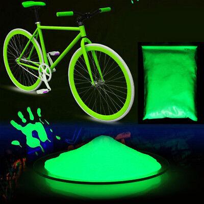 10g Luminous Powder Fluorescent Phosphor DIY Nail Art Pigment Painting Decor Acc