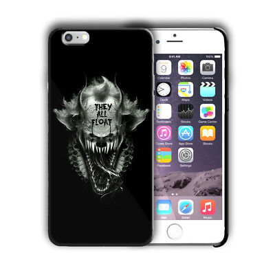 C Clown Halloween (Halloween Pennywise Clown Iphone 4s 5 5s 5c SE 6 6s 7 8 X XS Max XR Plus Case)