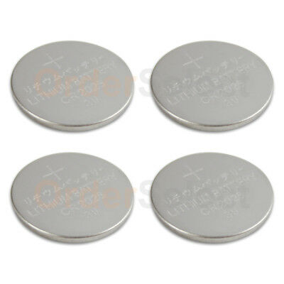 4 PACK NEW Battery Coin Cell Button Watch Calculator 3V CR2025 CR 2025 US Seller