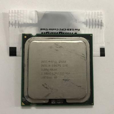Intel Core 2 Quad Q9650 3.0 GHz 12M 1333MHz 4-Core Processor LGA 775 CPU 95W for sale  China