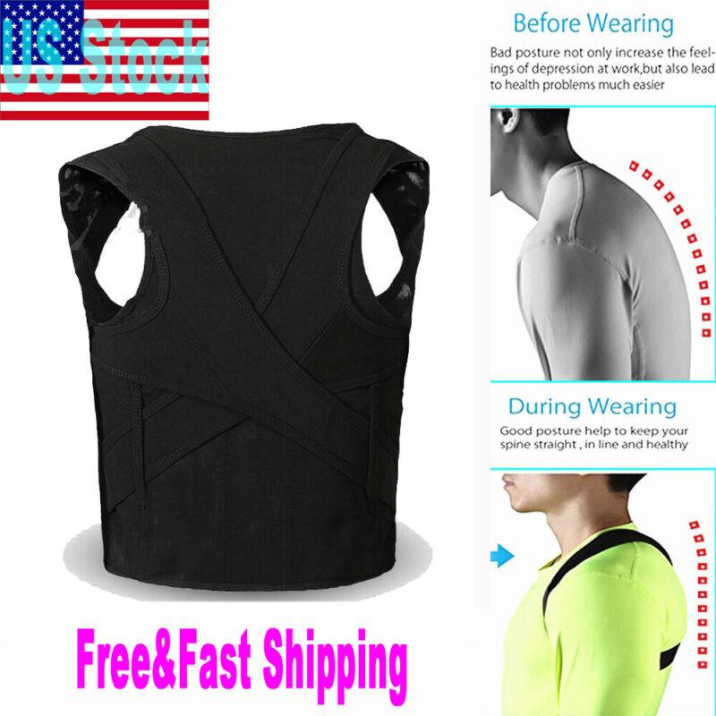 Adjustable Correction Shoulder Therapy Belt Back Posture Cor