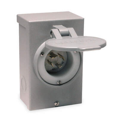Reliance Pb30 Outdoor Power Inlet Box30 Amps