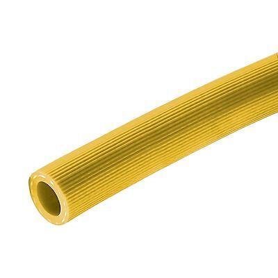 """3/8"""" Kuri Tec K4131 PVC 600 PSI Yellow Ag Hose - 300 ft"""
