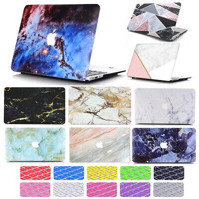2in1 Rubberized Anti-Scratch Hard Case Cover for MacBook Pro 13