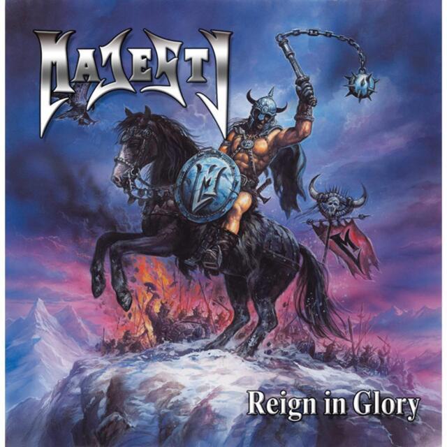 MAJESTY - Reign In Glory - Digipak-CD - 205399