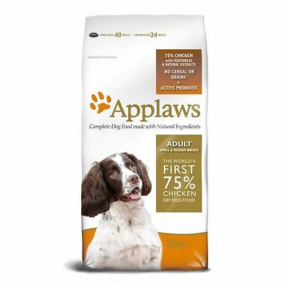 Applaws Dry Adult Dog Food - Chicken - 2Kg
