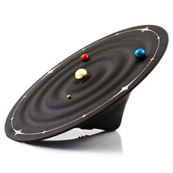 Orbit Planet Clock Magnetic Galaxy Ball Clocks Wall Mounted Or Desktop 8