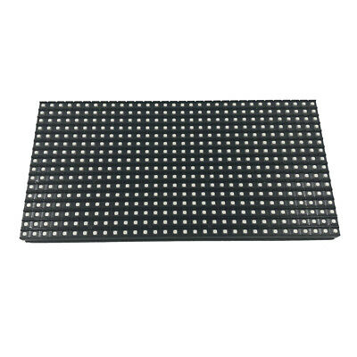 P8 Outdoor Smd3535 Rgb Full Color Led Matrix Display Module 256x128mm 32x16 Dots
