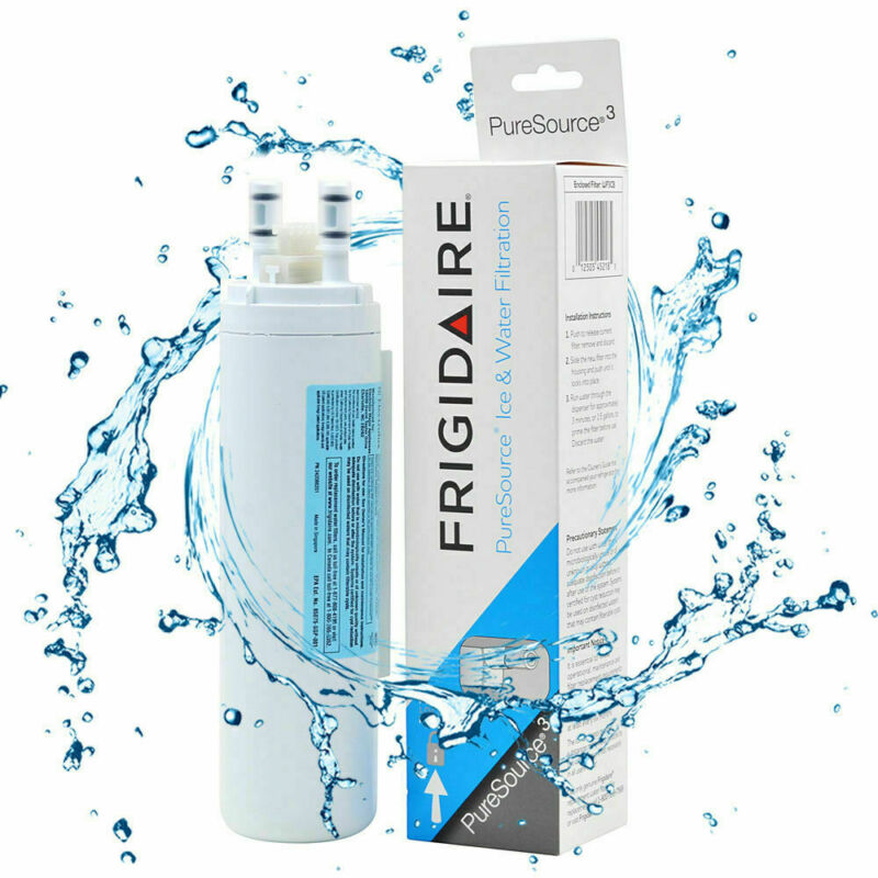 New Genuine Frigidaire WF3CB Pure-Source 3 Refrigerator Water Filter 1 Count