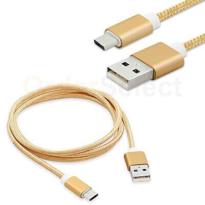 Micro USB Braided Cable Cord for Motorola Moto E5 Plus/E5 Supra/E6/G/G5/ G5 Plus
