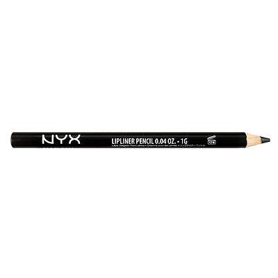 NYX  Slim Lip Liner Pencil color SPL851 Black Berry 0.04 oz Brand New