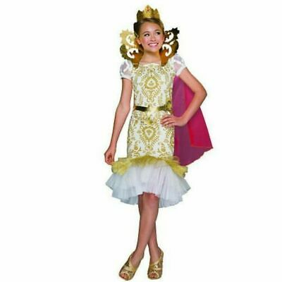 Apple White Ever after High Mädchen Fasching Halloween Karneval Kostüm 104-116