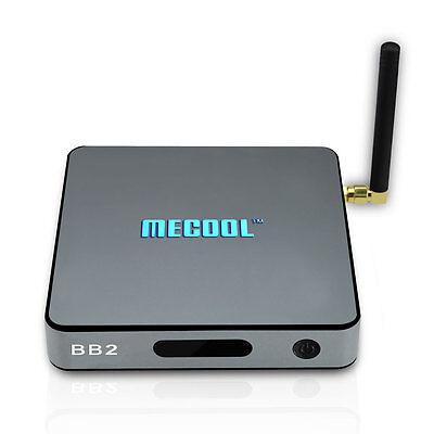 MECOOL BB2 Amlogic S912 64bit Octa core 2G/16G Android 6.0 TV Box WiFi Y
