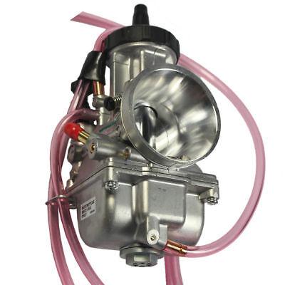Carburetor Carb For Suzuki RM125 RM250 RM370 Dirt Pit Bikes 38mm Parts Complete