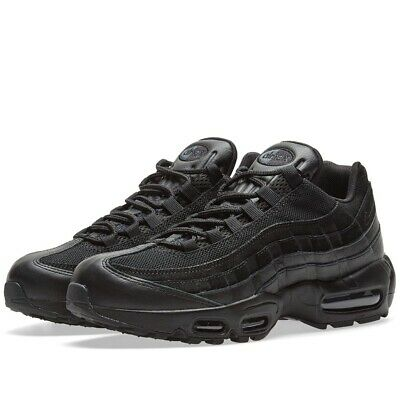 Nike Air Max 95 Essential Triple Black UK 7.5 BNWNB £130RRP from JD SPORTS