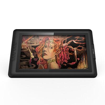 XP-Pen Artist15.6 Tableta Gráfica de Dibujo 8192 Niveles Lápiz Pasivo Digital
