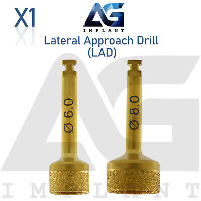 Lateral Approach Drill Sinus Lift 6.0 8.0 Instrument Surgical Dental Implant