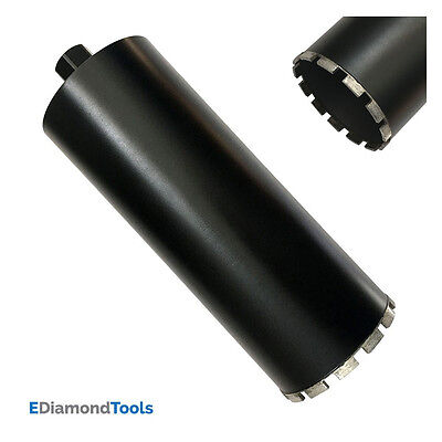 8 Supreme Wet Core Bit For High Psi Reinforced Concrete Drilling