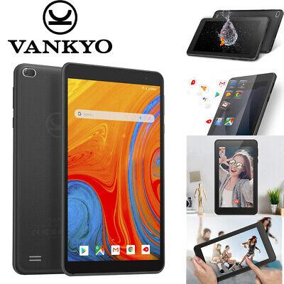 "VANKYO Z1 WiFi Android 8.1 Pie 7"" Tablet 32GB Quad-Core Dual Camera IPS Display"