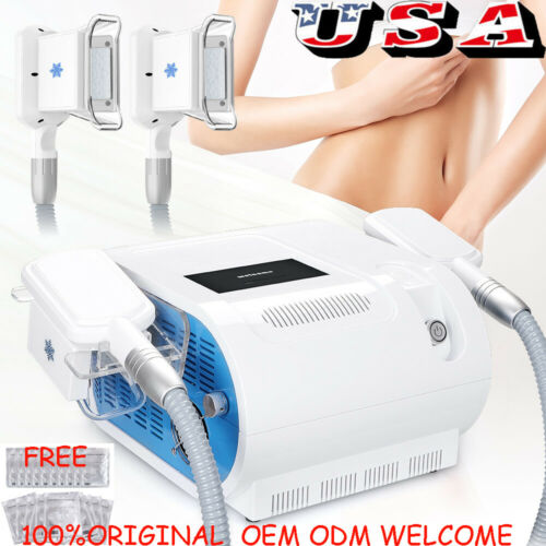 Cooling Vacuum Freezing Freeze Cold Body Slimming Fat Shaping Cellulite Machine