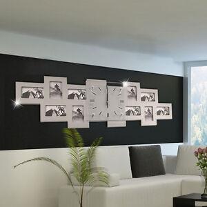 Wanduhr Fürs Wohnzimmer | Ebay Grose Wohnzimmer Uhren