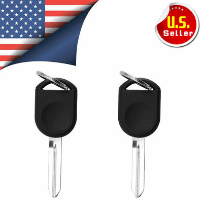 2 Replacement For Ford Explorer Sport Trac 2001 2002 2003 2004 2005 Chipped Key