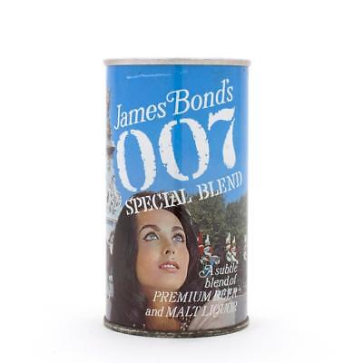 James Bond 007  Guards  Beer Can Lot 1