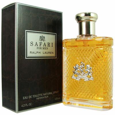Safari for Men by Ralph Lauren 4.2 oz Eau de Toilette Spray