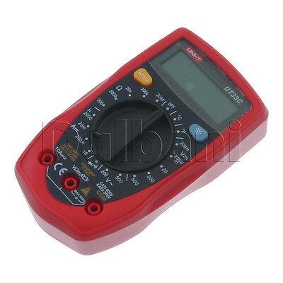 Ut33c Original New Uni-t Digital Multimeter Acdc