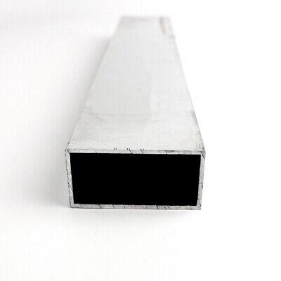 1 X 3 X 0.125 Aluminum Rectangle Tube 6061-t6-extruded 48.0