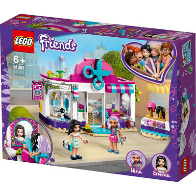 Lego Friends Heartlake City Hair Salon Building Set - 41391
