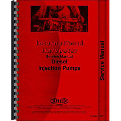 New Mccormick Deering Wdr9 Tractor Service Manual
