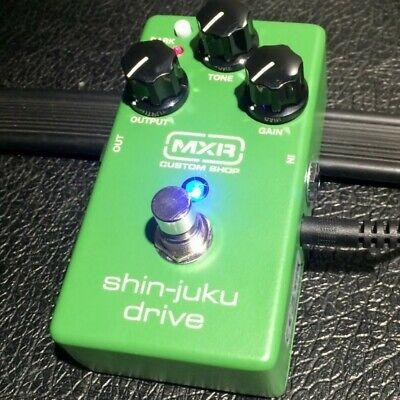 MXR Custom Shop CSP035 Shin-Juku Drive Shinju Click drive Japan NEW