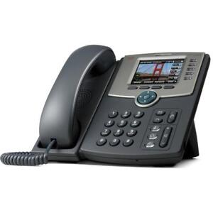 NEW Cisco IP Phone SPA525G2 - Business VoIP Phone - 5 Lines - 3.2 Colour Backlit Display