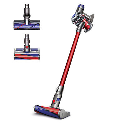 Dyson V6 Unlimited HEPA Cordless Vacuum | Red | New