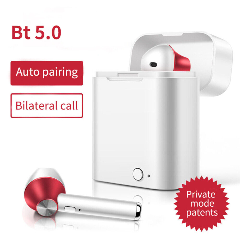 Wireless Earbuds BT 5.0 Headphones Headset For Apple iPhone