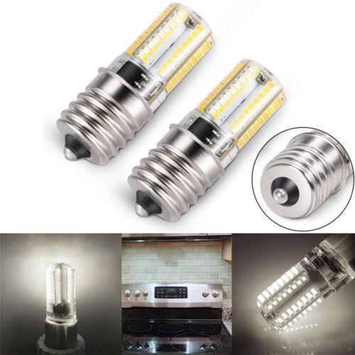 2pcs e17 led bulb microwave oven light