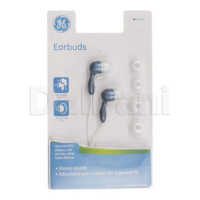 EARBUDS BLUEfor Nokia, Samsung, LG, Motorola, Sony Ericsson, BlackBerry, HTC for sale  Shipping to India