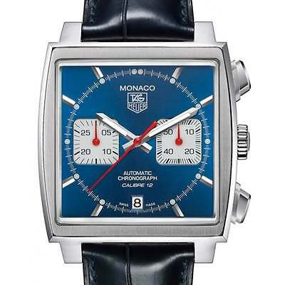 TAG Heuer Monaco Automatic Chronograph CAW2111.FC6183 - Unworn with Box & Papers
