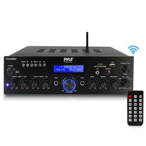 wireless bluetooth power amplifier system
