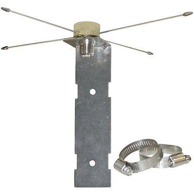 Base Ground Plane Kit for Mobile Omni Antenna NMO to N Female Mount TRAM 1470 Ground Plane Kit